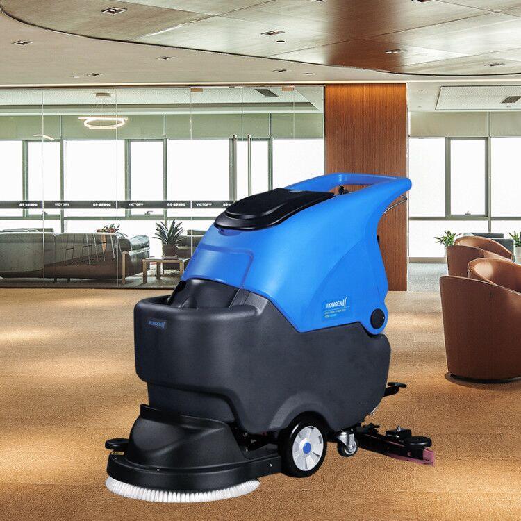 容恩手推式拖线洗地机R50