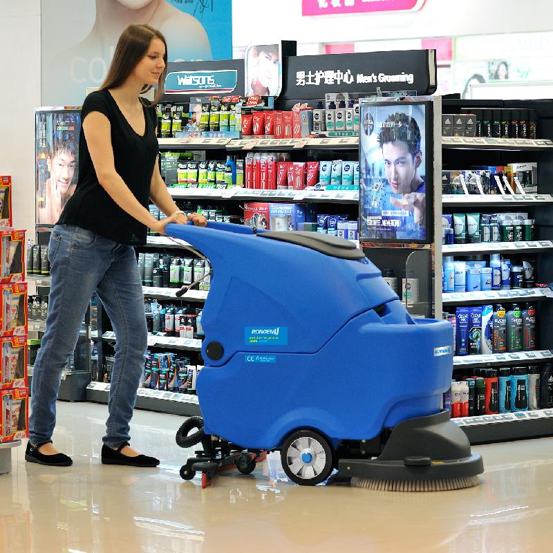 全自动洗地机为您提升产业效率,清洁保障—兰州康德酒店用品商行