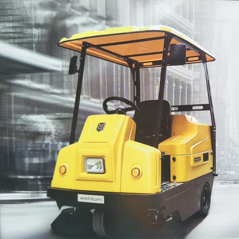 伟顿驾驶式吸尘扫地机W1380/W1400