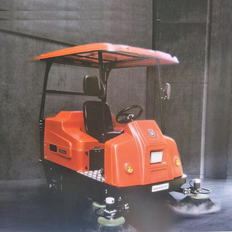伟顿驾驶式吸尘扫地机W1800