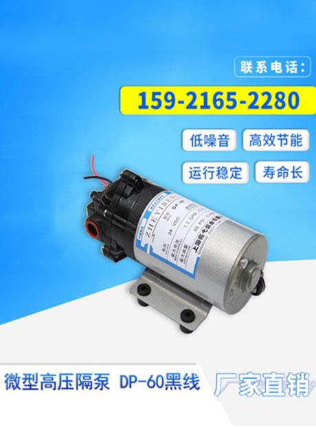微型高压隔泵 DP-60A