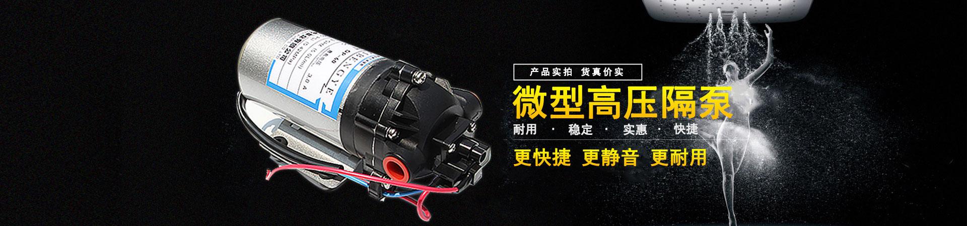 上海微型高压隔膜泵