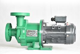 磁力泵振动及噪音大的原因及解决方法