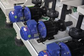 化工泵行业的多渠道发展