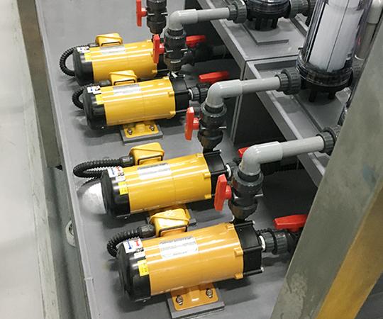 世博微型磁力泵_化学液体输送