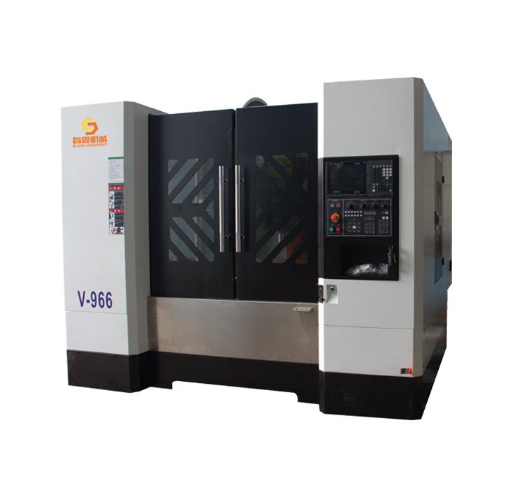 高速高精零件加工中心V-966