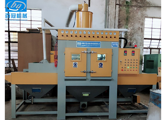 BG-1315-16A木板环保无尘喷砂机