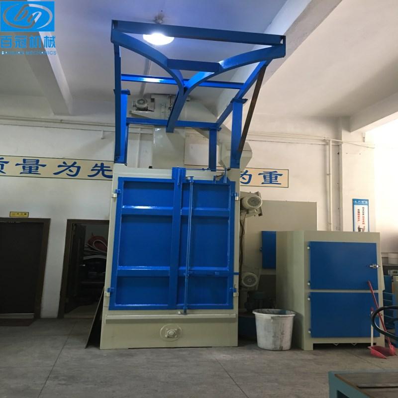 厂家供应压铸件自动化抛丸机