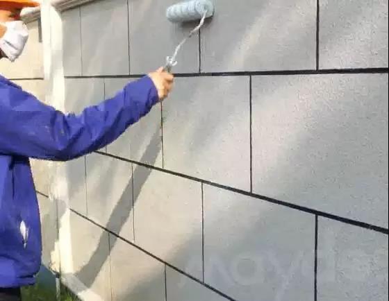陆邦涂料|外墙施用真石漆的优点