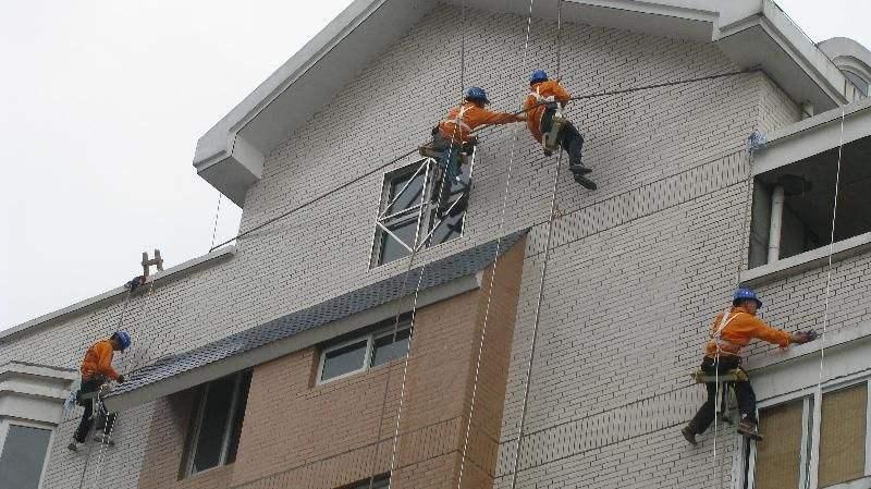 外墙涂料的施工工艺与施工条件都有哪些