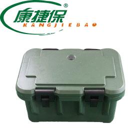 KJB-BL 022军用份盘周转箱