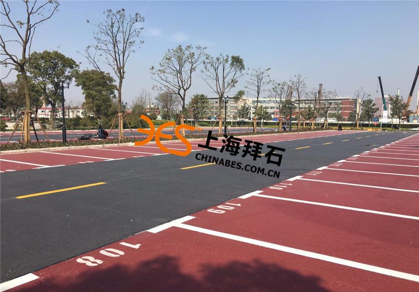 上海交通大学停车场