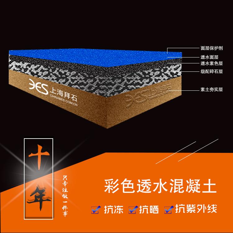 上海透水混凝土