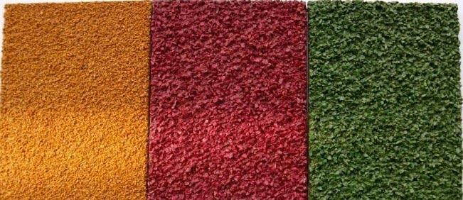 彩色陶粒防滑地坪