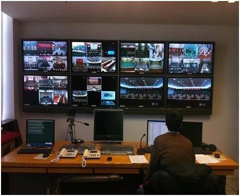 蘇州晟盟信息科技有限公司安防監控工程