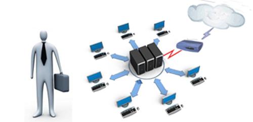企业IT网络维护