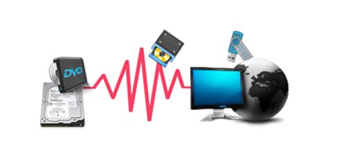 服务器及重要资料数据恢复