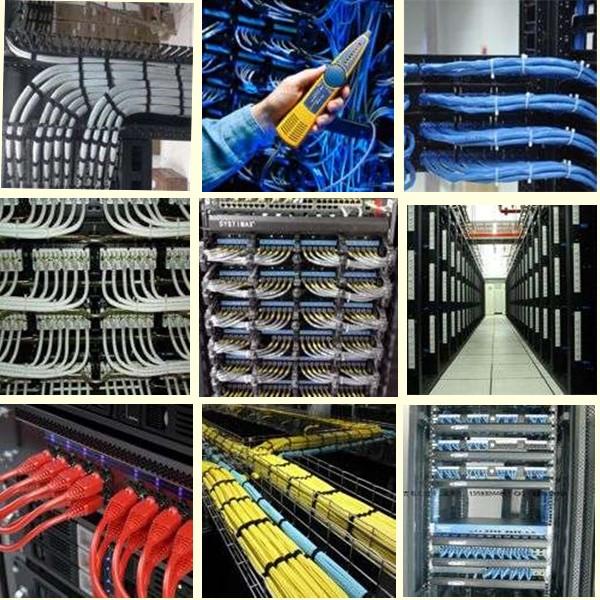 企业网络综合布线