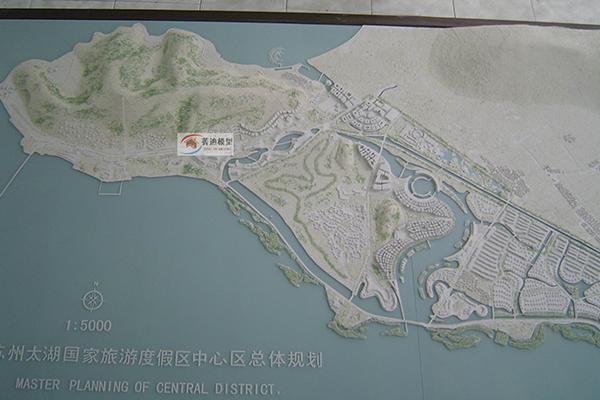 太湖旅游度假区总体规划
