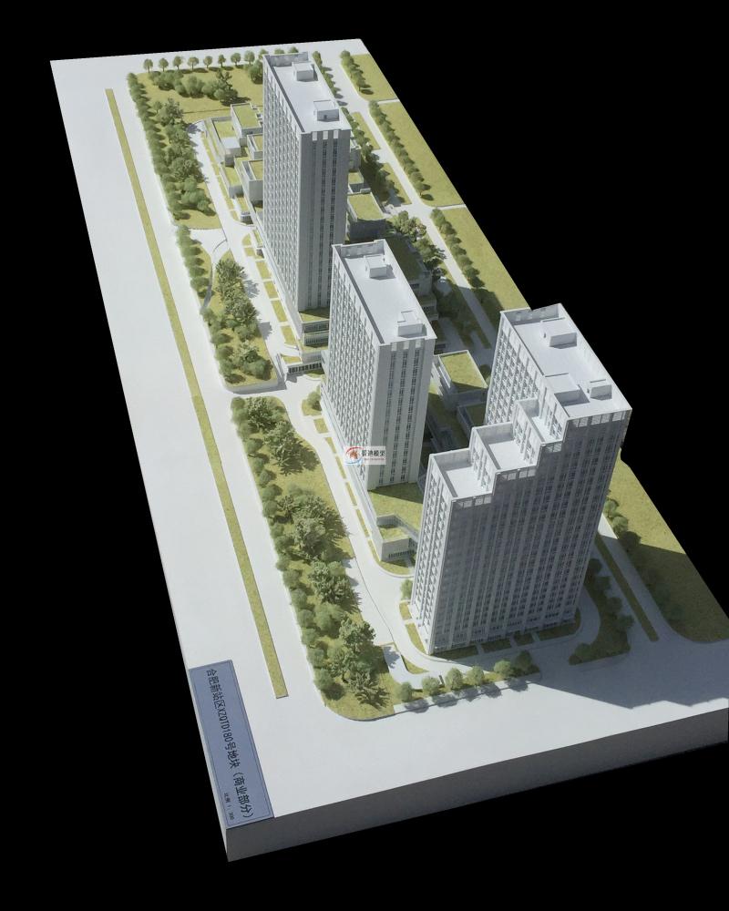 合肥新站区XZQTD180号地块设计