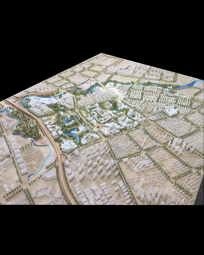 上海北新泾地区城市设计