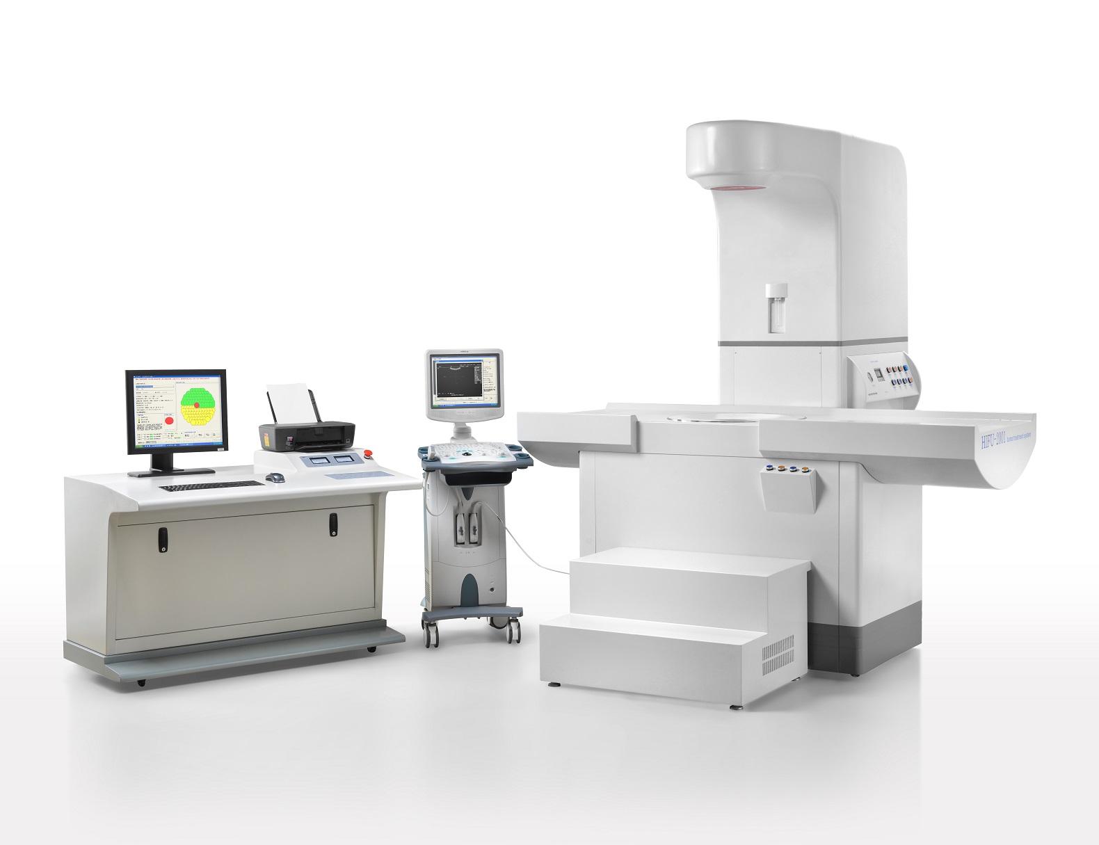 HIfU-2001 高强度聚焦超声肿瘤治疗系统
