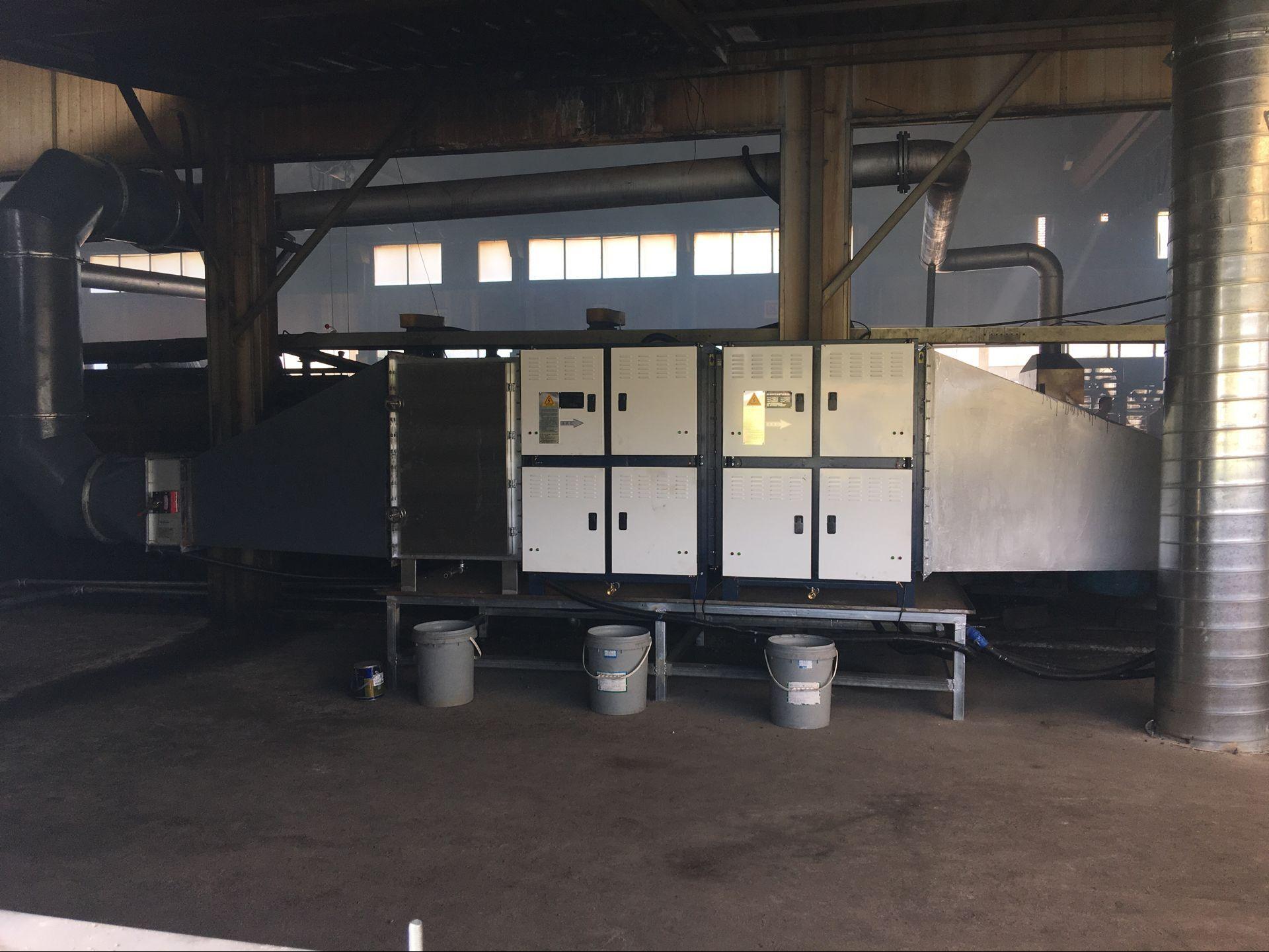 天津紧固件厂家冷镦机油烟净化