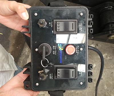 Keya 475020.I 防水點火點火開關用于鉆機