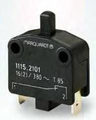 Marquardt 馬夸特 1115系列大電流行程開關