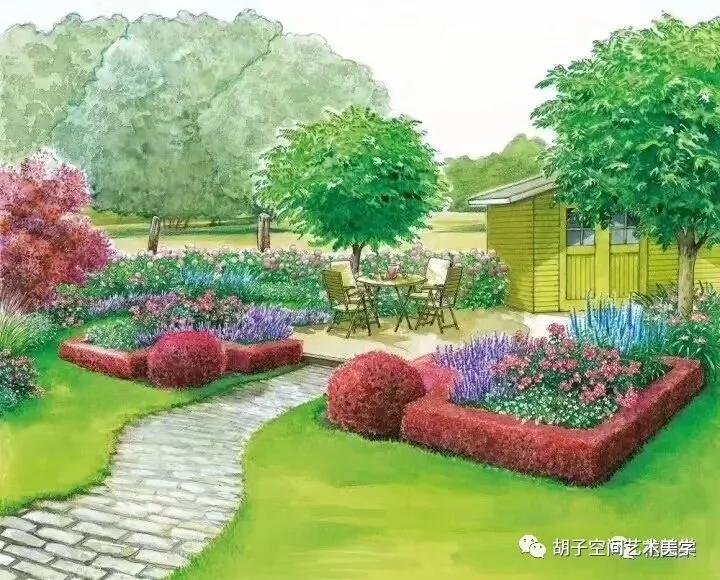 兰州园林景观设计展示