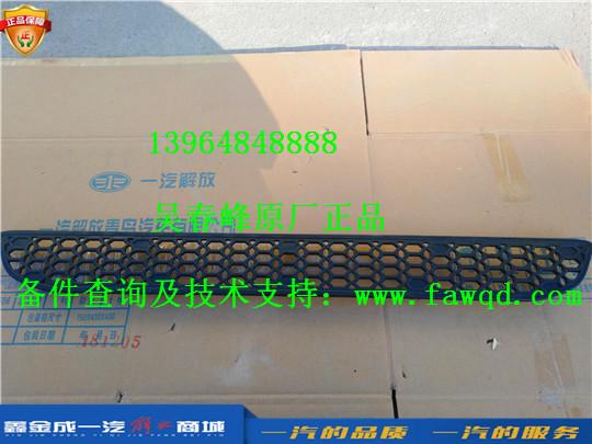 5301025-E28 青岛一汽解放龙VH 前围外板上格栅