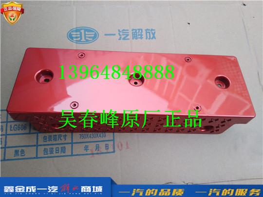 2803210-E48-A9 青岛一汽解放悍V 牌照固定板