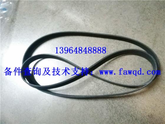 1023021-81DW 锡柴发动机 风扇带