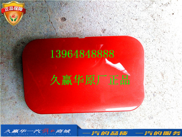 5103235-E18 青岛一汽解放天V 左二级踏板护板内板