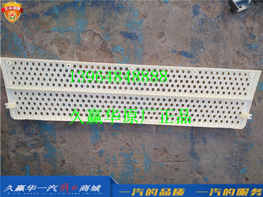 5302311-A95/A青岛一汽解放大王驾到散热气面罩