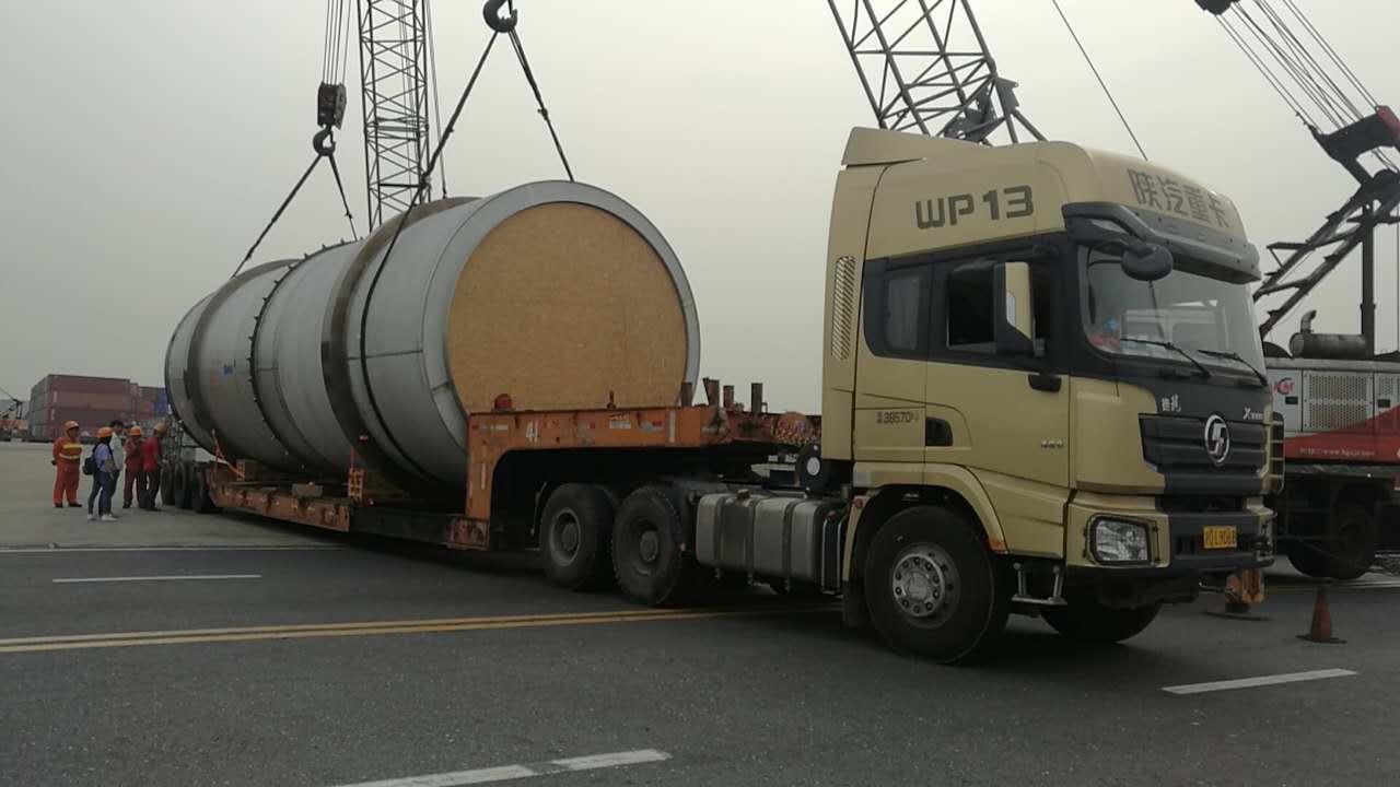 石油化工设备运输服务