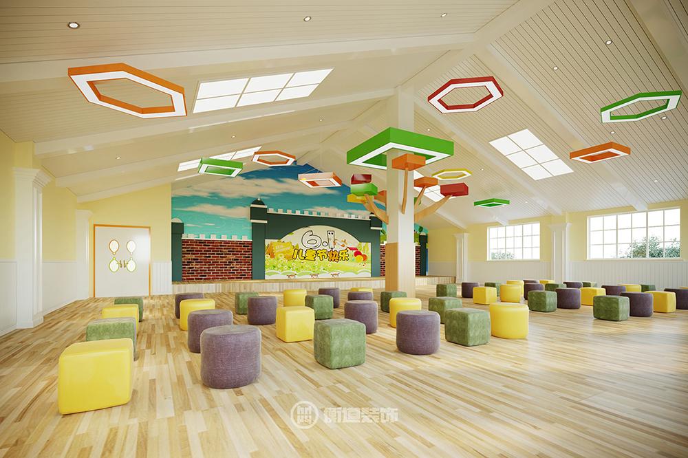 苏州幼儿园装饰设计