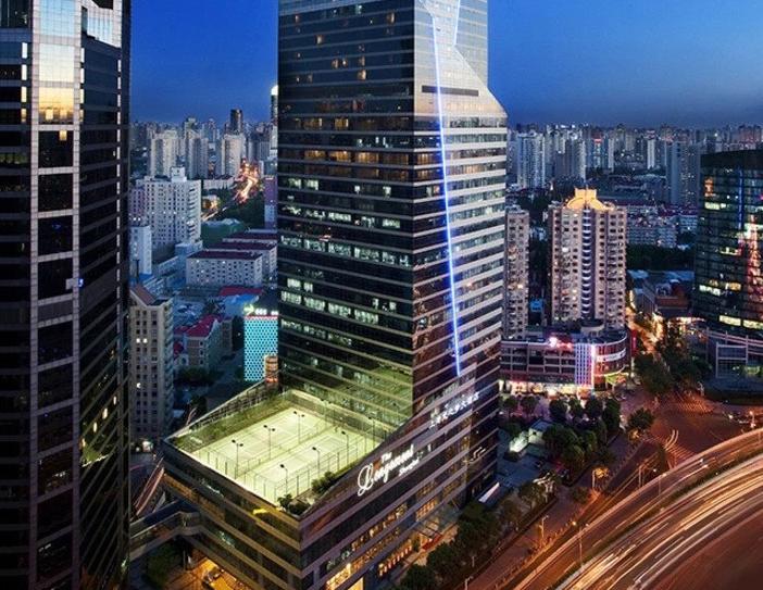 上海龍之夢麗晶酒店