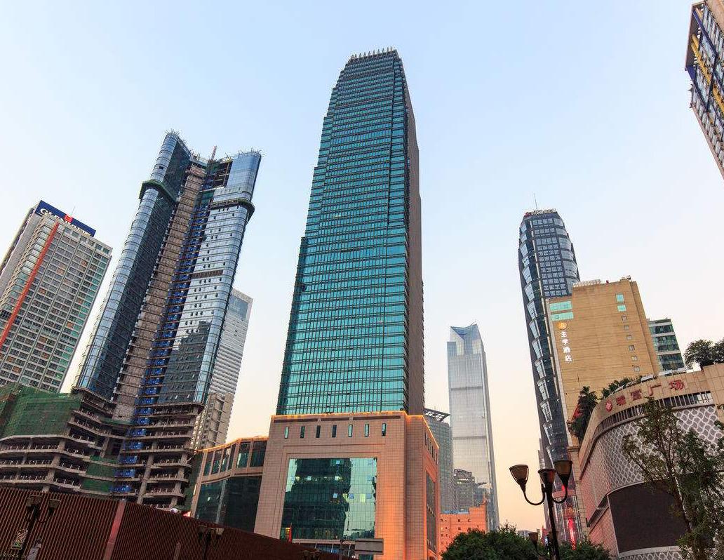 重慶英利解放碑