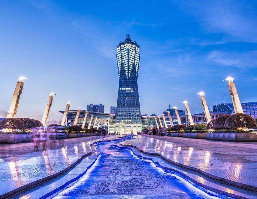 杭州西湖文化廣場