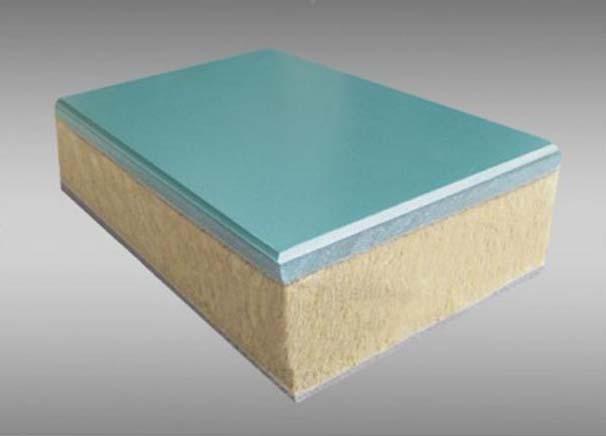 岩棉保温一体板
