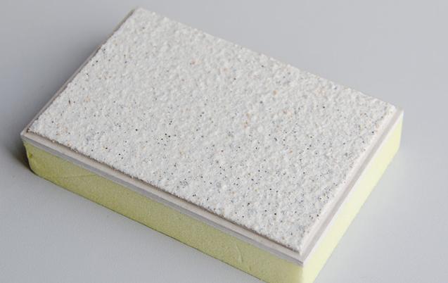 超薄陶瓷保温一体板
