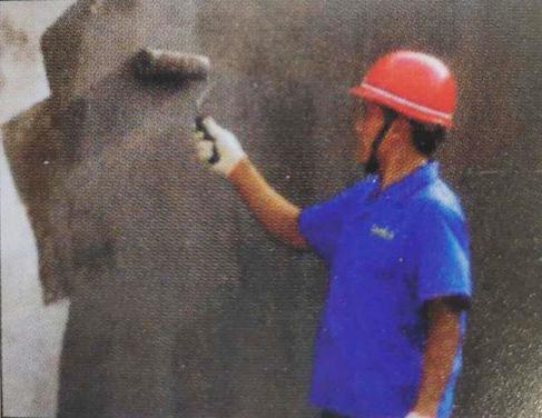 3.岩棉夹心板-界面处理