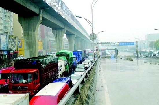 中交二航局-东西湖吴家山高架桥防腐涂装工程
