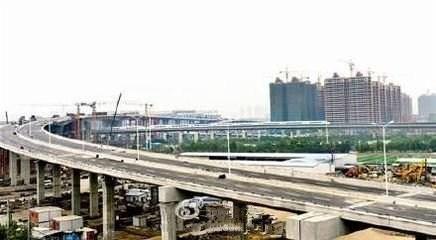 中交二航局-硚口区长丰高架桥防腐油漆工程