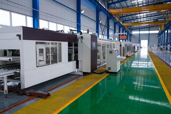 湖北京山轻机造纸生产线专用成套设备用工业漆