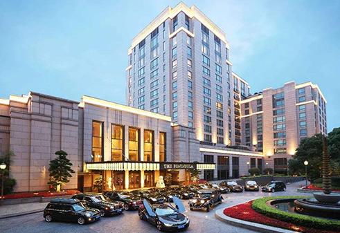 上海外滩半岛酒店