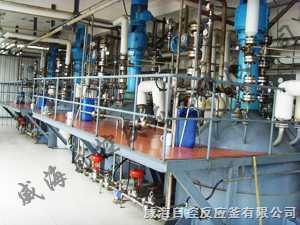 什么是加氢反应釜?加氢反应釜的工作原理是什么?已回答。