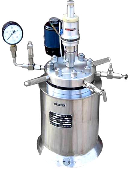 高压反应釜设备上常用封头各自运用特色