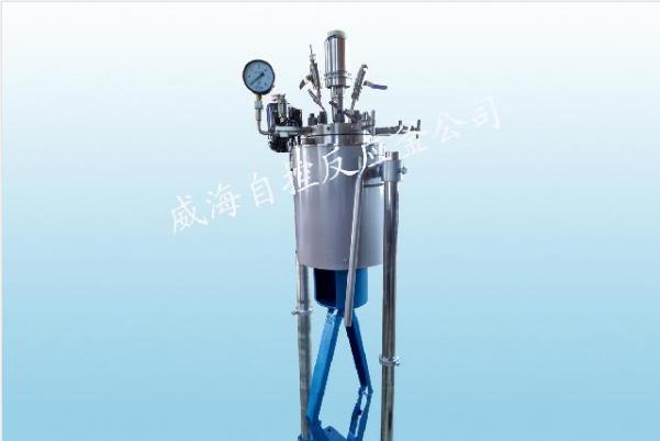 5L钛材反应釜
